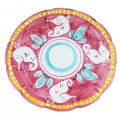 piatto ippocampo classico