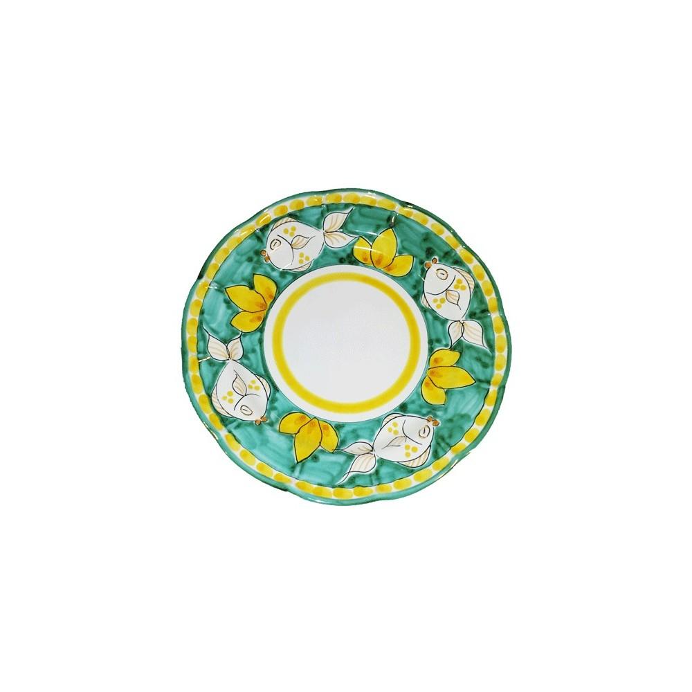 Plate fish design