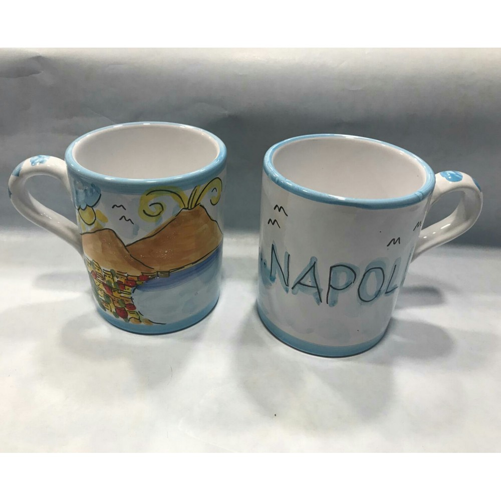 Mug with the view of Naples