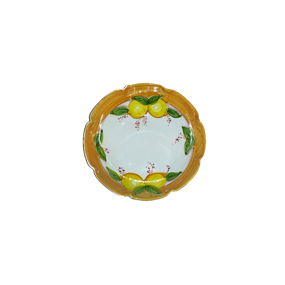 Plate amalfi design