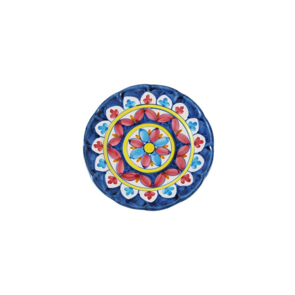 Plate geometric design