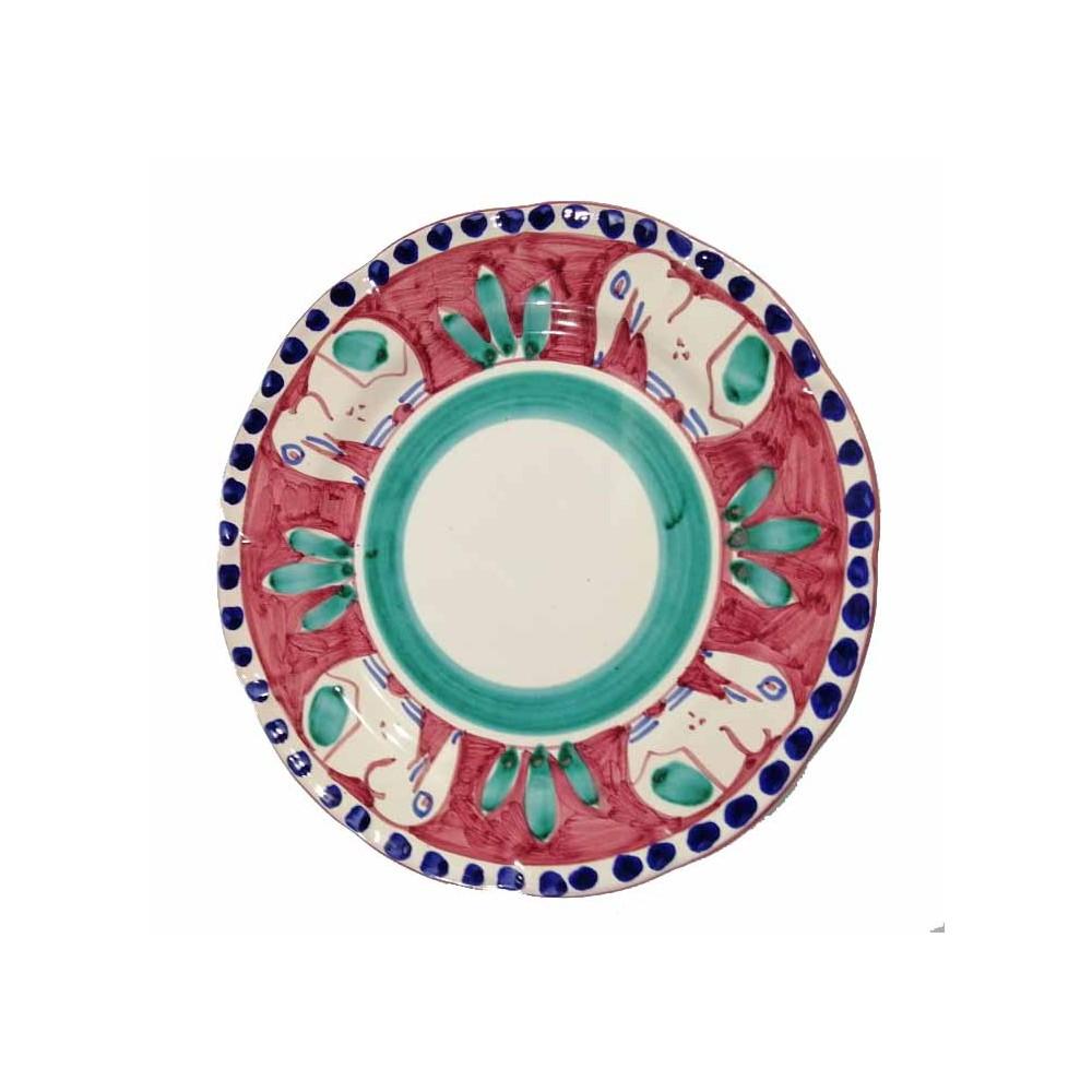 Plate classic elephant design