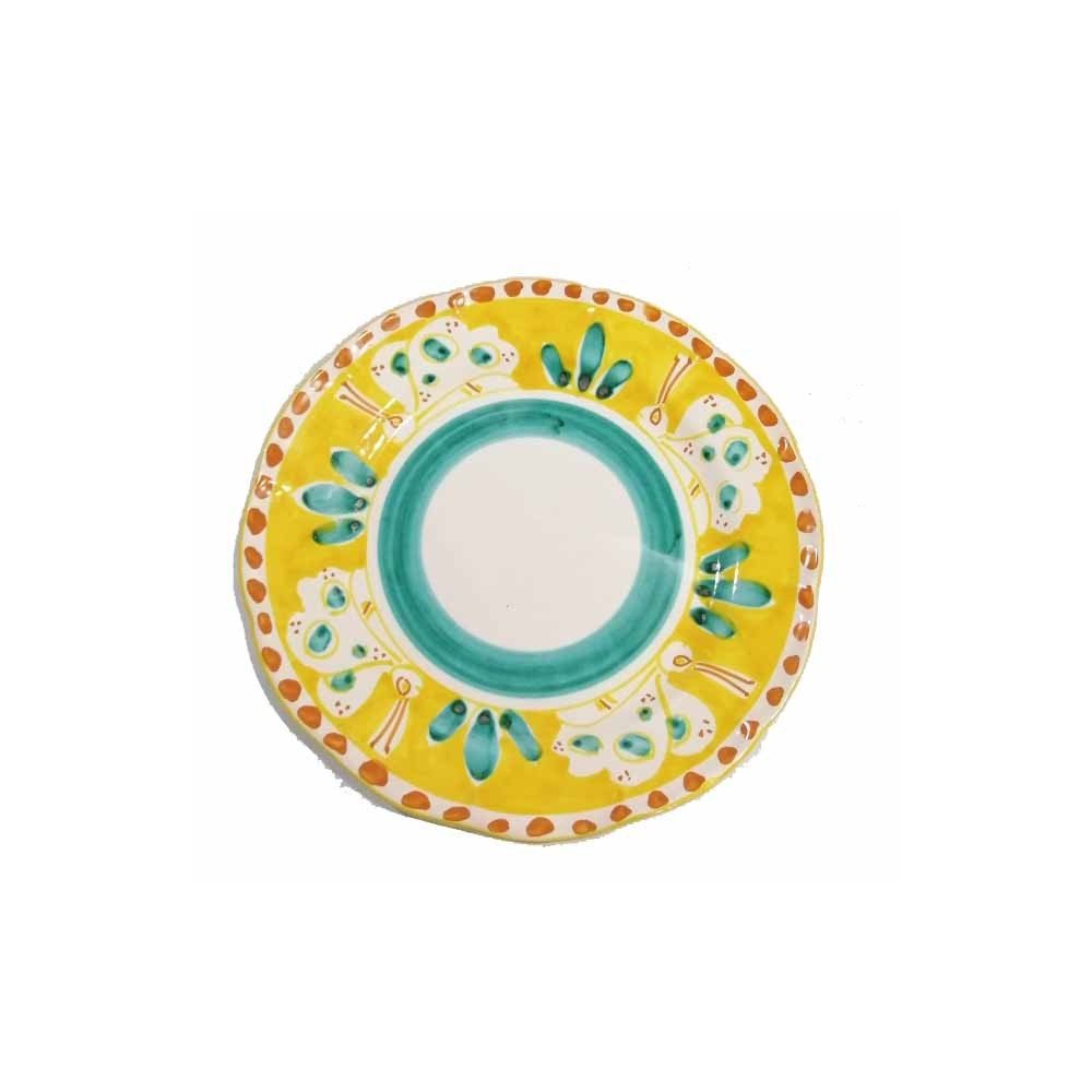 Plate classic butterfly design
