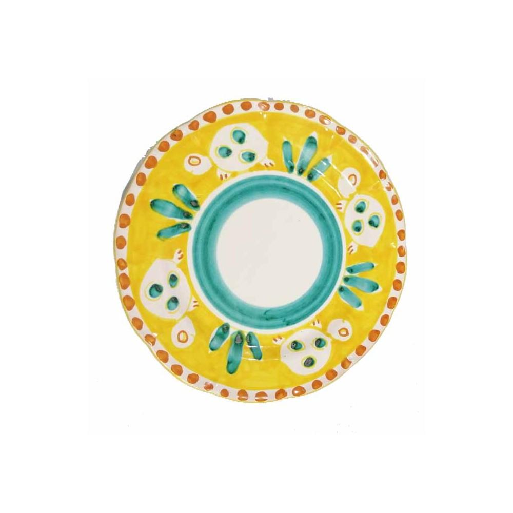 Plate classic turtle design