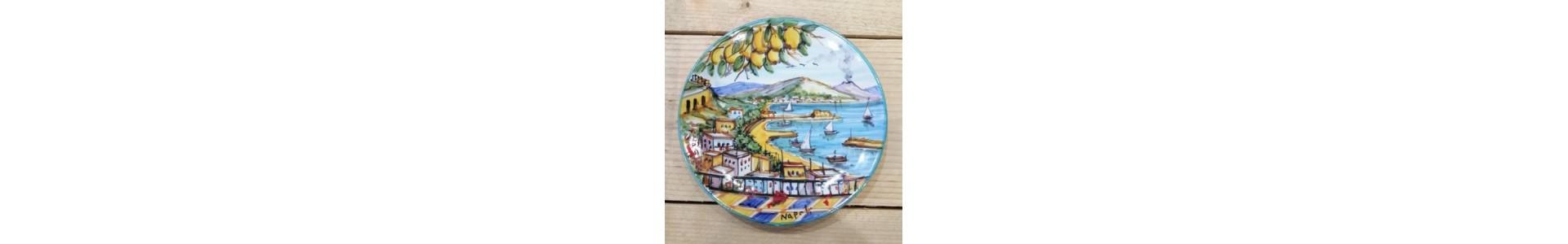 Naples landscapes