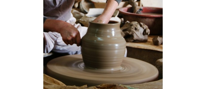 La decorazione delle ceramiche di Vietri